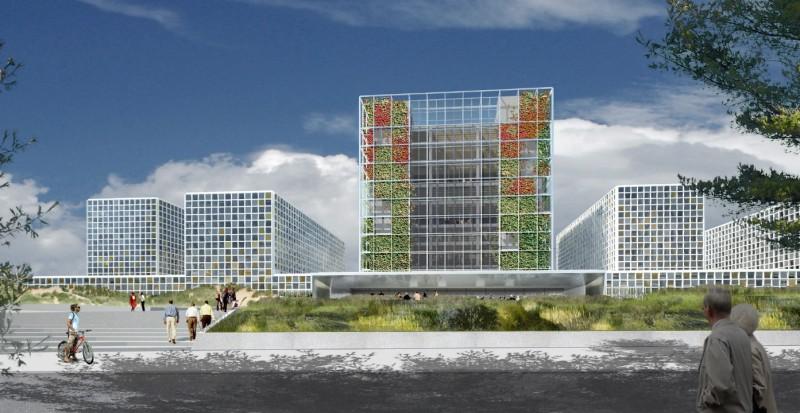 Oskomera: opdracht gevels Internationaal Strafhof Den Haag