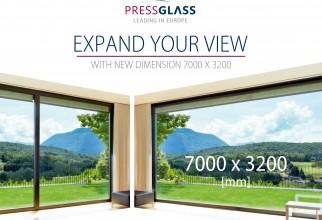 Press Glass functioneel glas