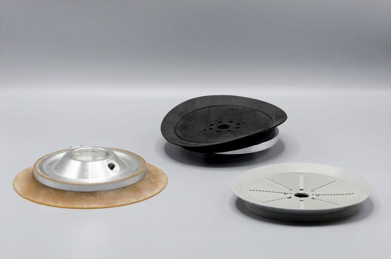 Spiegel Met Zuignap : Vacuüm hefzuigers modulaire zuignap los vervangbaar u glas in beeld