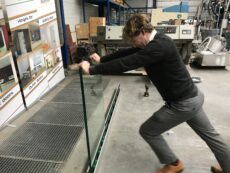 glasbalustrades
