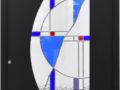 glas-in-lood panelen