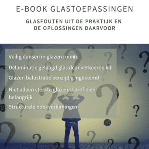 E-book glastoepassingen