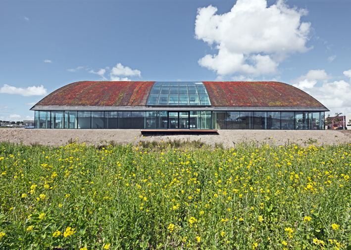 Freeformglass koud gebogen glas voor esic glas in beeld - Glazen dak dak glijdende ...