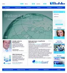 Bohle Homepage NL